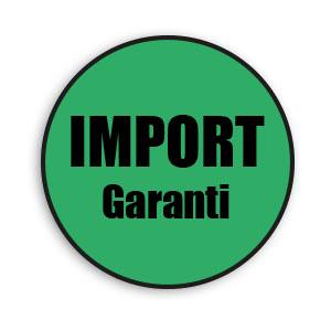 Import garanti